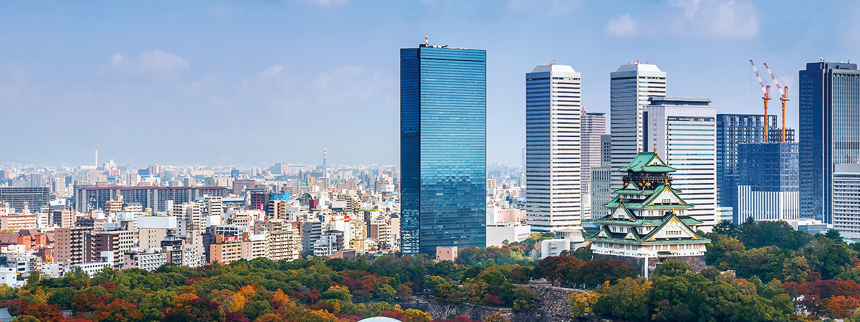 Osaka Area