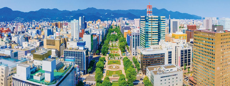 Sapporo Area