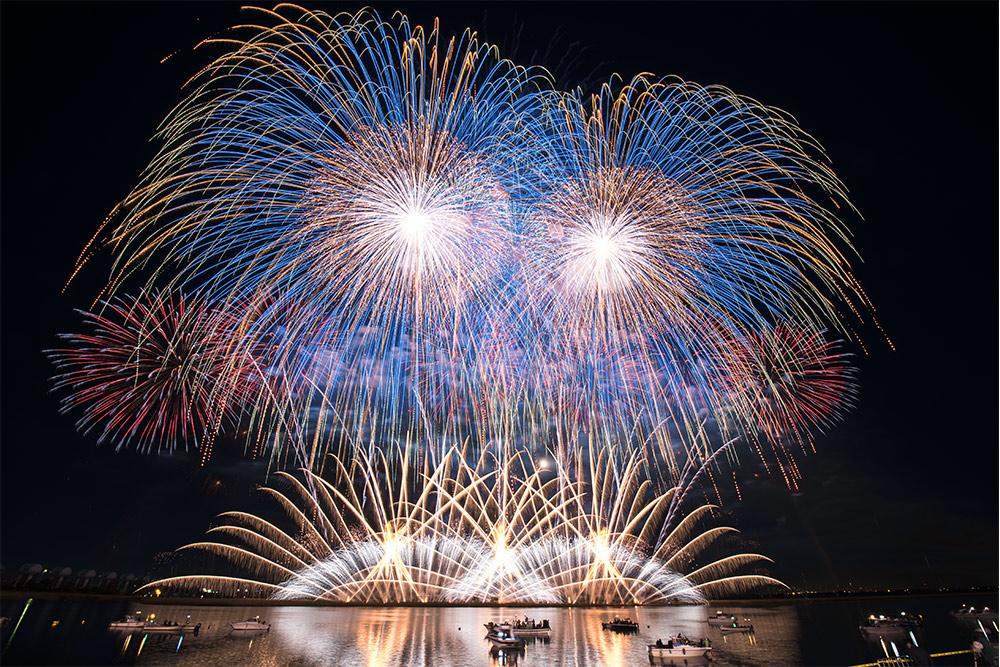 HANABI (Japanese Fireworks)